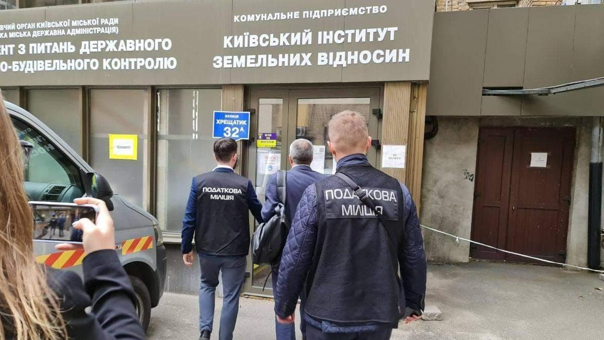 Прокуроры обыскивают помещение КГГА из-за убытков на 19,5 миллиона