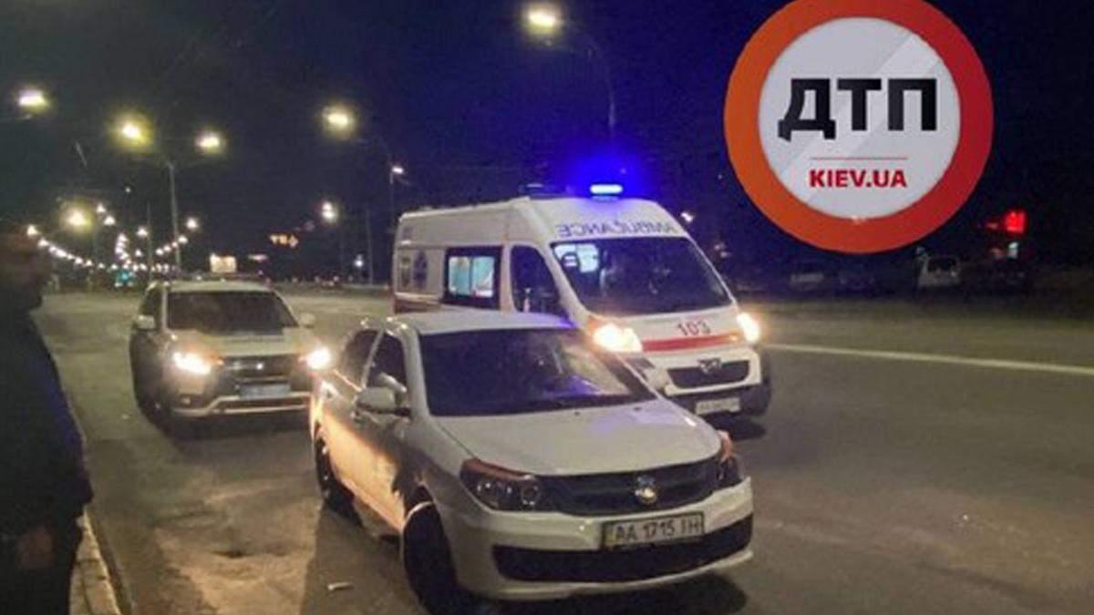 В Киеве на Троещине произошла массовая драка с поножовщиной