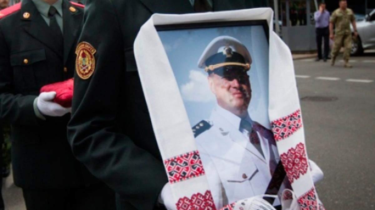 В Киеве появится сквер в честь Героя Украины Максима Шаповала