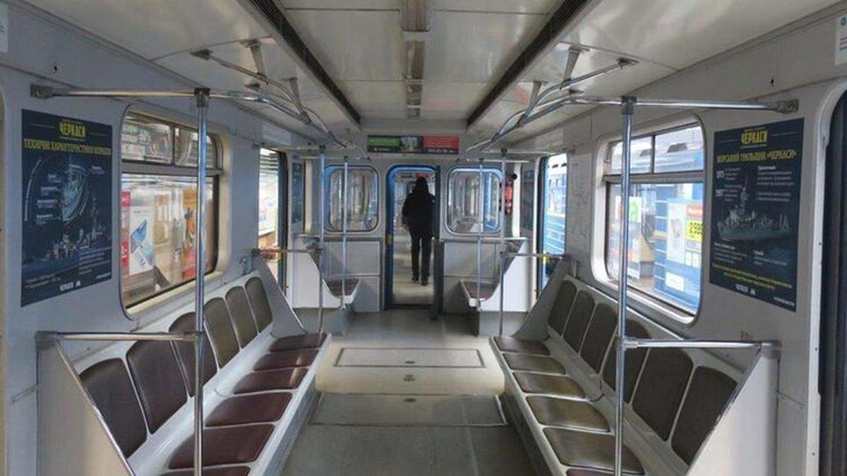 Киев закупит 50 новых вагонов метро на кредит ЕБРР