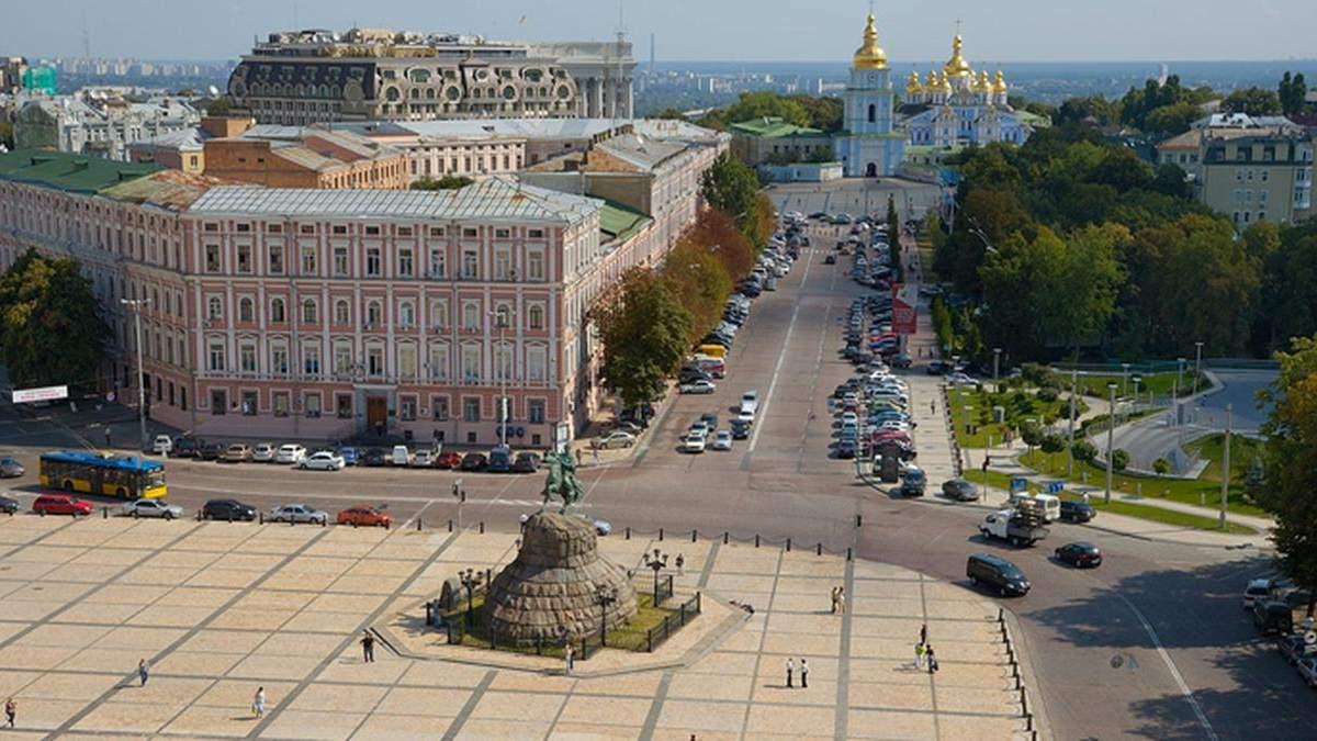 У центрі Києва перекриють рух та відключатимуть зовнішнє освітлення