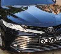 В Киеве заметили авто, которое может принадлежать российским военным: фото