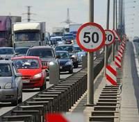 На 7 улицах Киева с 1 ноября будут действовать новые ограничения скорости: перечень