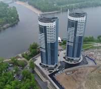Берег Днепра в Киеве застроят из-за незаконного решения депутатов