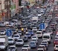 Пробки в Киеве 30 ноября