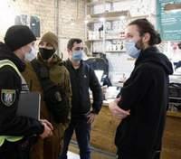 Скільки закладів у Києві перевірили та оштрафували за час карантину вихідного дня