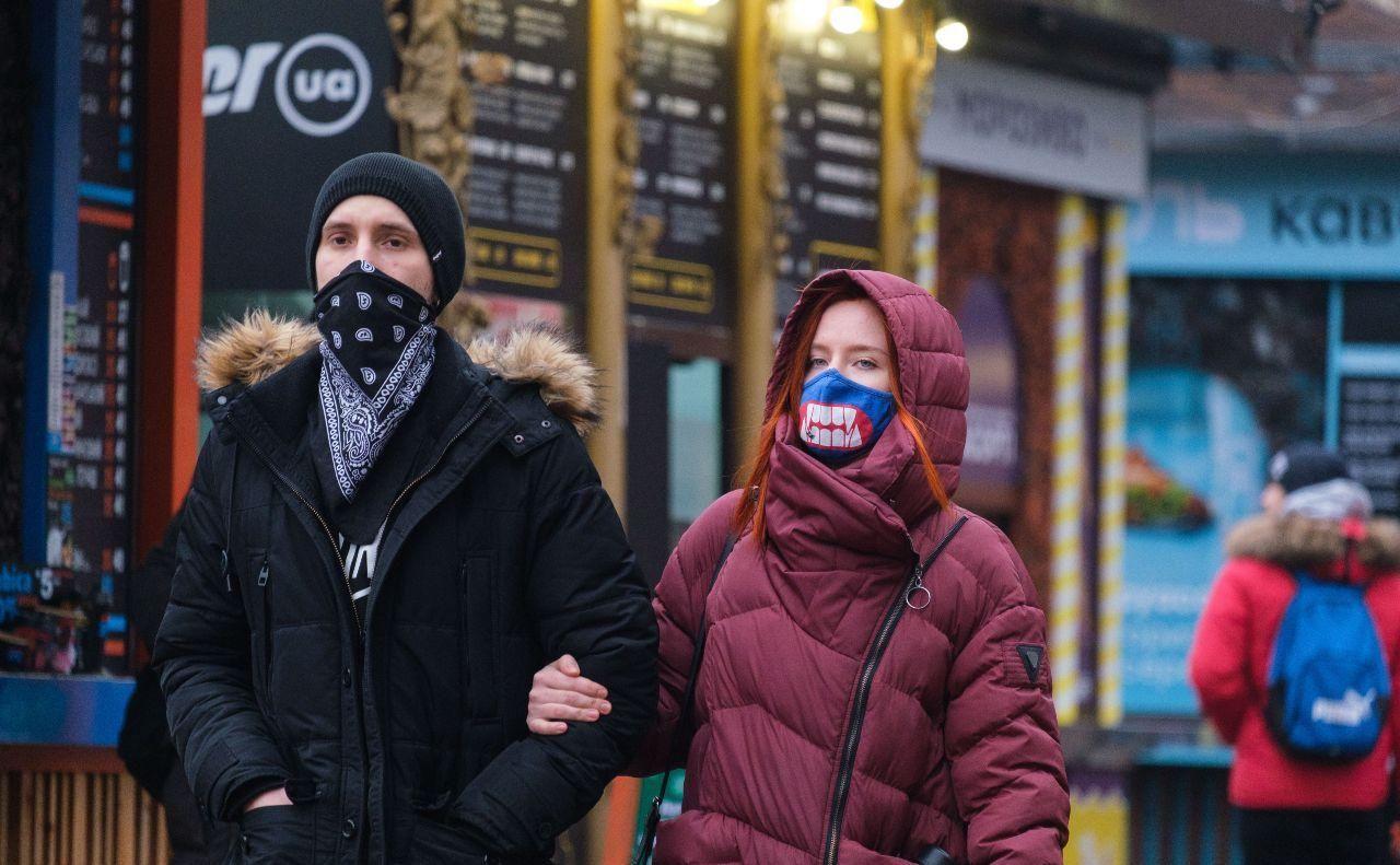 Киев ослабил карантин: как на это реагируют киевляне