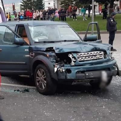 Очевидец рассказал подробности ужасного ДТП на Крещатике: видео