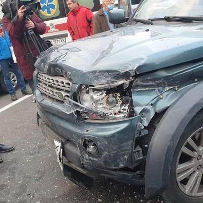 Нічого не розумів, – підозрюваний у смертельній ДТП на Майдані розповів деталі