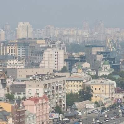 Київ потрапив до 20 мегаполісів із найбруднішим повітрям