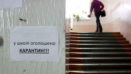 Ситуация с коронавирусом в Киеве: сколько школ и садиков закрыли на карантин