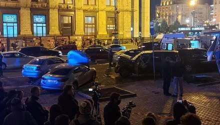 Ужасное ДТП на Майдане: в прокуратуре определились с квалификацией дела