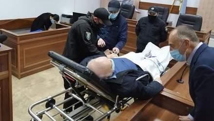 Подозреваемому в смертельном ДТП на Майдане избрали меру пресечения