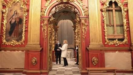 Андреевскую церковь в Киеве откроют после 5 лет реставрации: фото