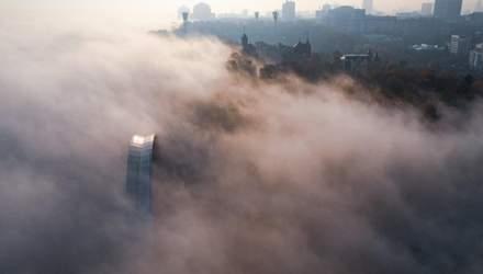 У Києві фіксують небезпечний для життя рівень забруднення повітря: у чому причина