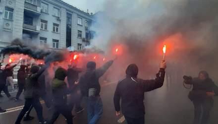 Влада вже злякалась, всі знають, чим це закінчується, – Устінова про протести за Стерненка
