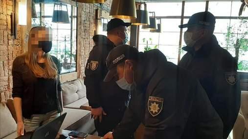 Сколько нарушений карантина обнаружили в Киеве за время локдауна: полиция обнародовала статистку