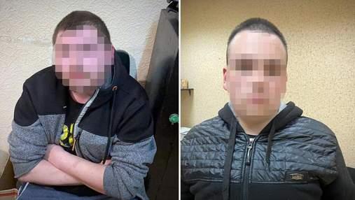 В Киеве заживо сожгли человека: 2 злоумышленников задержали