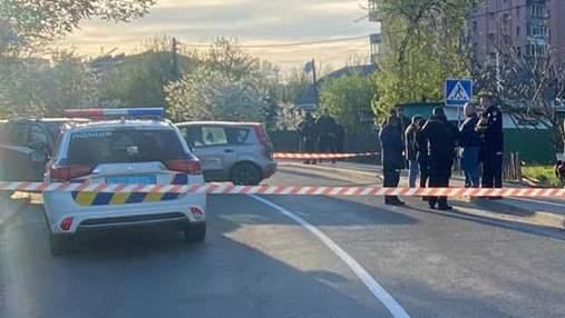 На Київщині водій ледь не вбив поліцейського й спричинив ще 3 ДТП: відео
