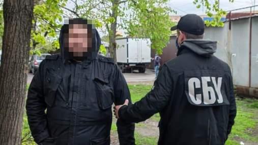 Збував криміналітету: СБУ припинила контрабанду деталей для пістолетів-кулеметів