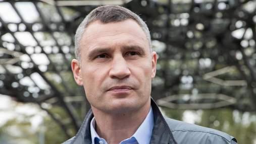 Кличко заявил, что не видит разницы между 8 и 9 мая: сеть возмущена