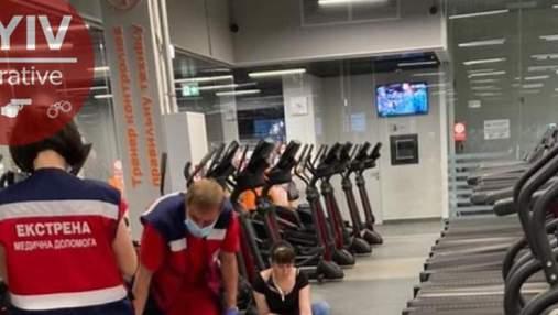 В Киеве мужчина умер во время тренировки в SportLife