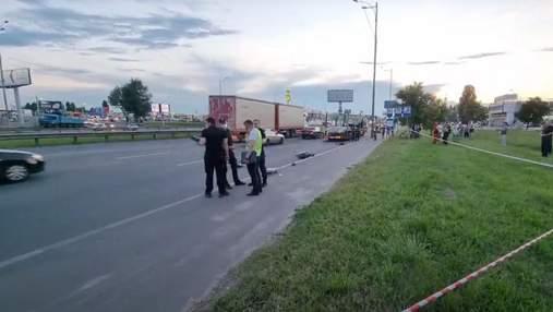 Пішоходу, який штовхнув під вантажівку лікаря у Києві, загрожує до 5 років тюрми