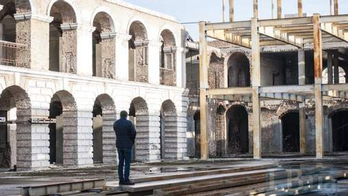 Гостиный двор в Киеве передадут Минкульту