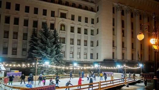 Надо больше праздника: под Офисом Президента сделают резиденцию Святого Николая и карусель