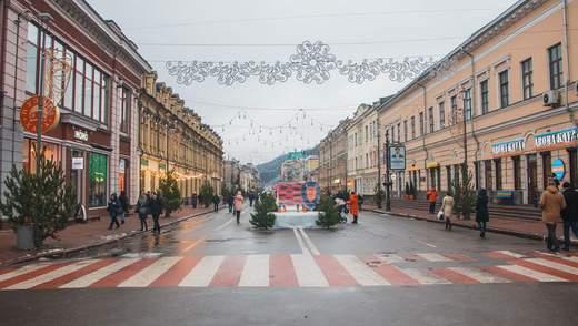 У Києві планують нову реконструкцію вулиці Петра Сагайдачного